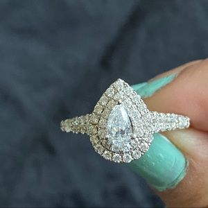 DIAMIND RING FROM ZALES